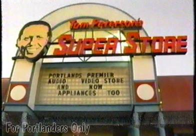 Tom Peterson's Super Stores: Jantzen Beach