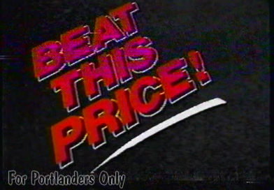 Tom Peterson's Super Stores: Beat This Price