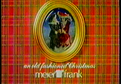 An Old-Fashioned Meier & Frank Christmas — 1982